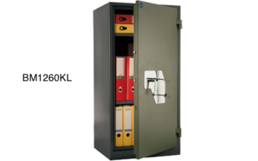 Огне-взломостойкий Сейф-шкаф BM 1260 (1)