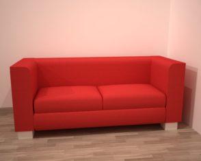 диван двухместный IM 08